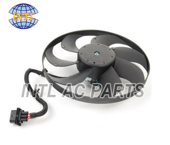 Auto radiator Cooling Fan for VW BORA KOMBI GOLF 6X0959455C