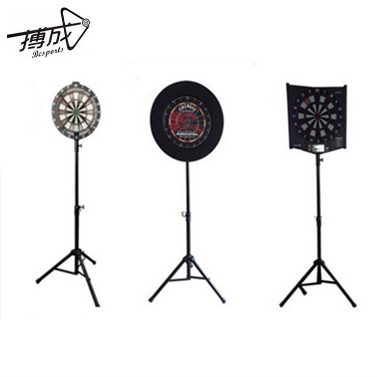 2019 Second generation Portable Dartboard Stand with adjustable height Hot selling dartboard stand