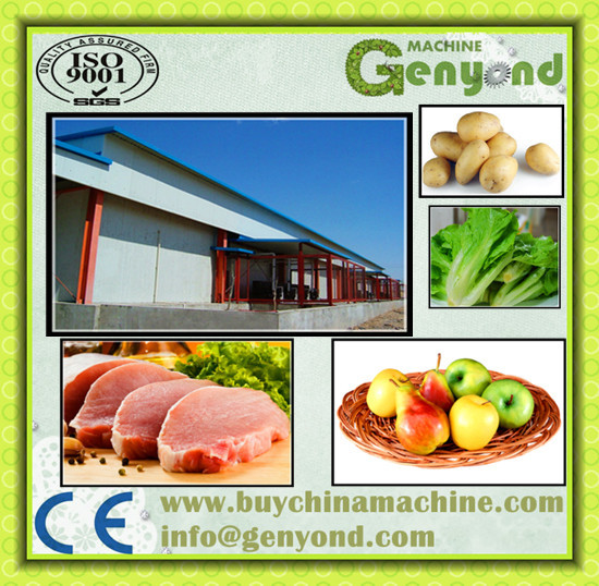 vegetable/fruit/flower/meat/fish/sea food/chicken chill hourse/freezer room/cold storage/refrigeration units