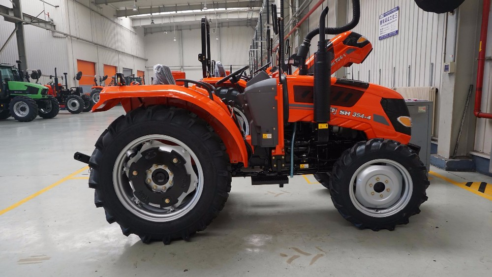 China Price Good Quality Farm Tractor Price In India - Buy ...