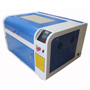 XB-460 3D CO2 Laser Carving Machine Nameplate Making Machine