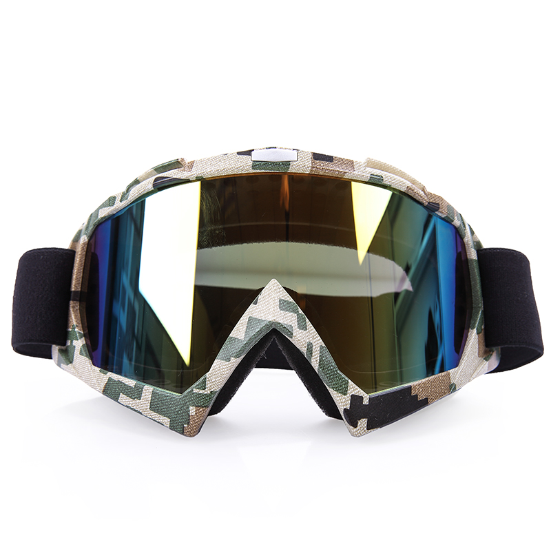 High quality and comfortable UV400 custom MX Goggles Anti dust Motorcycle Glasses for sale
