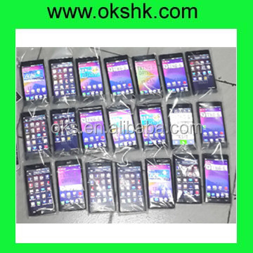original unlocked E970 andriod mobile phone with 8MP camera