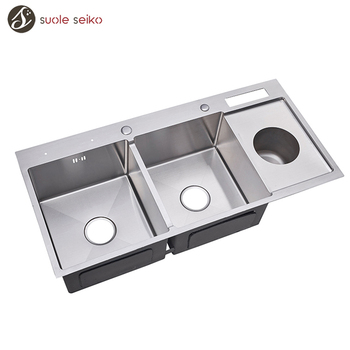 Double Kitchen Sink With Drainboard.Wholesale Price Find Best Deals Double Bowl Kitchen Sinks With Drainboard Buy Online Buy Double Bowl Kitchen Sink With Drainboard Cheap Kitchen
