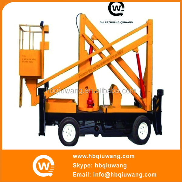 Bridge Inspection Hydraulic Work Platforms aerial work platform