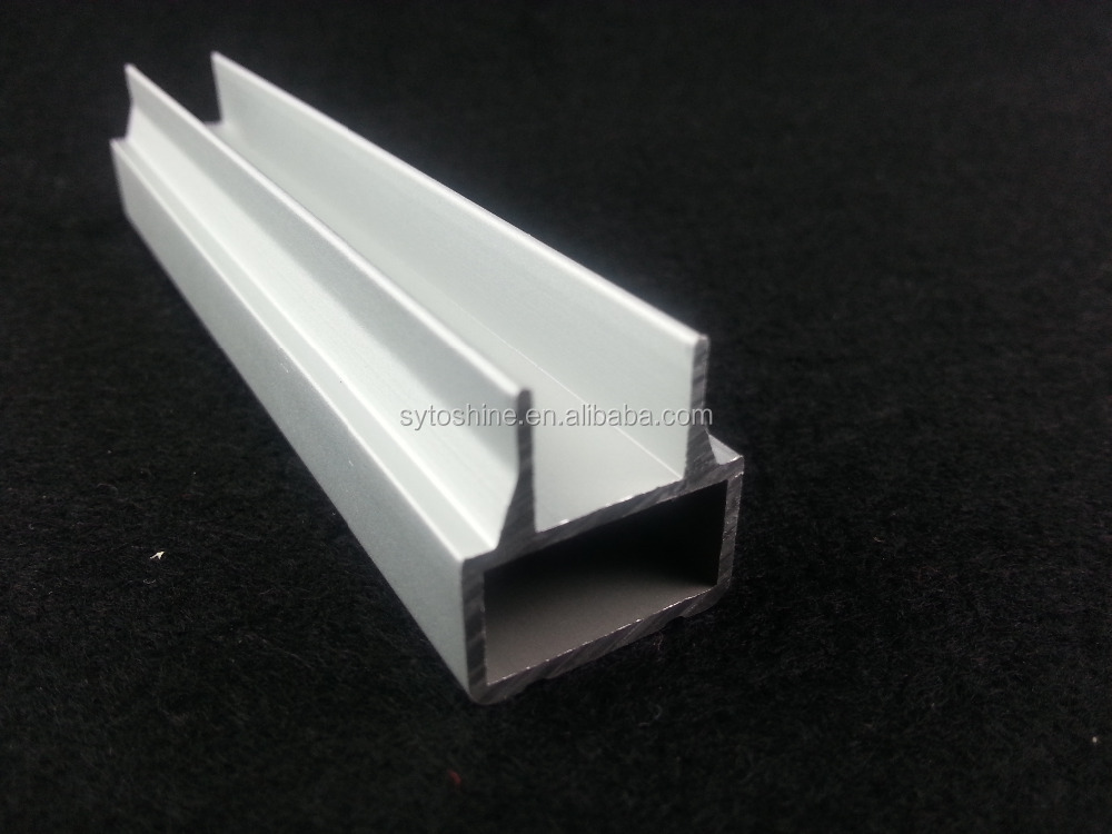 Hot! aluminum sign frame extrusion supplier, aluminium profile manufacturer, new design aluminum extrusion slide