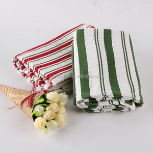 Quality Hot Selling Cotton Waffle Kitchen Cloths Dish Towel