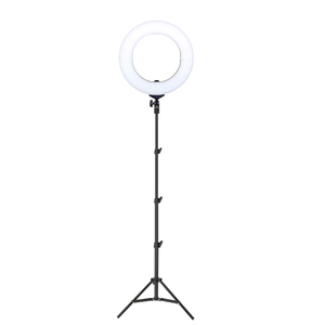 "14"" LED Beauty makeup light fill Light with Stand"