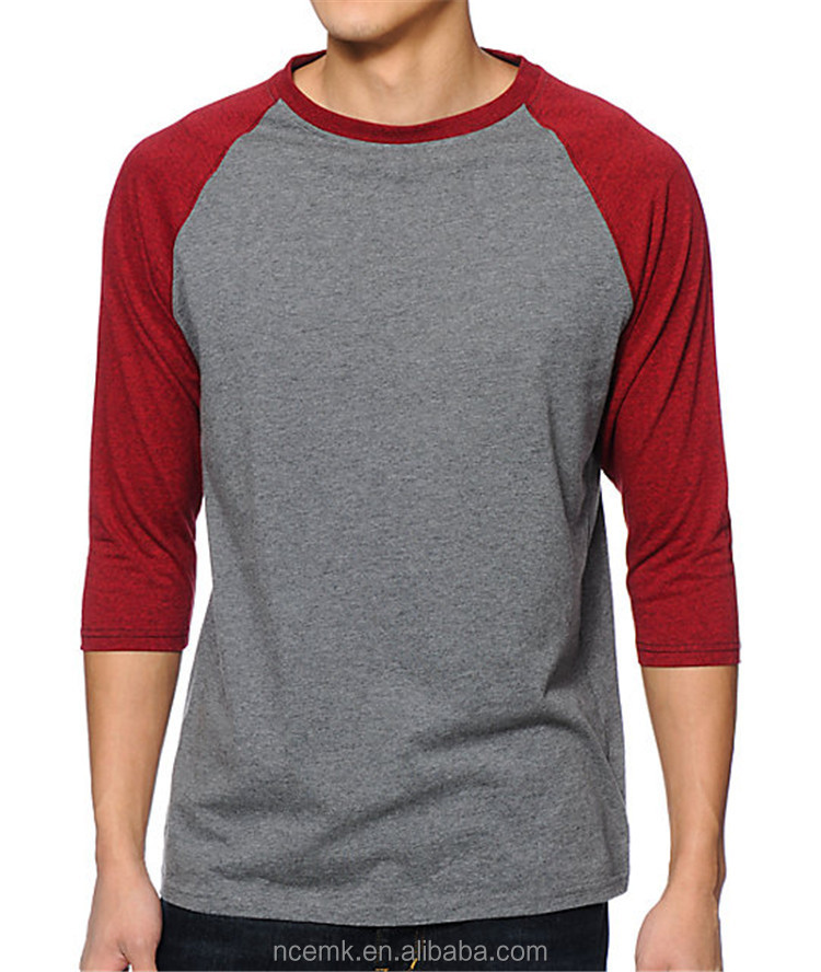 Two Color Long Sleeve T Shirts | Is Shirt