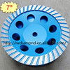china cutting tools diamond grinding wheel for concrete