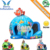 Commercial inflatable bouncer slide combo, inflatable bounce house, inflatable bouncer with slide, Jumping Bouncy Castle,BY-6122