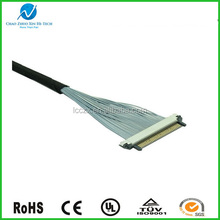 LVDS Flat Cables for Internal Wiring in Office Equipment
