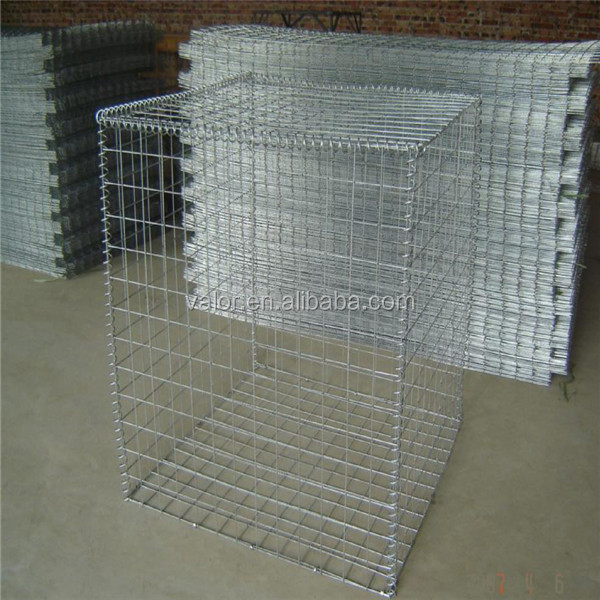 Wire Cages Rock Retaining Wall/ Gabion Baskets/ Gabion Mesh high quality