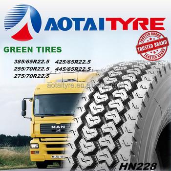 Triangle Aeolus Radial Heavy Truck Tyre 385/55r22.5 385/65r22.5 ...