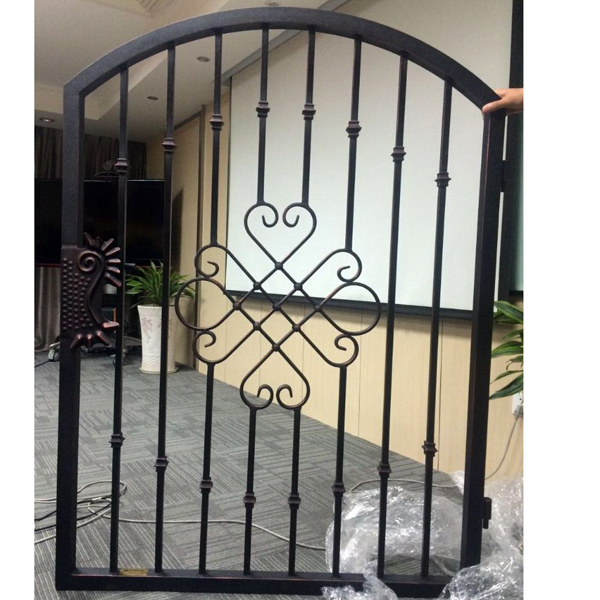 Smal Iron Small Home Single Gate Designs