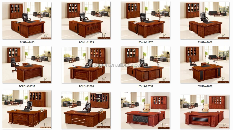 High End Luxury Reception Area Genuine Leather Sofa, Hotel Lobby Furniture  FOH 129