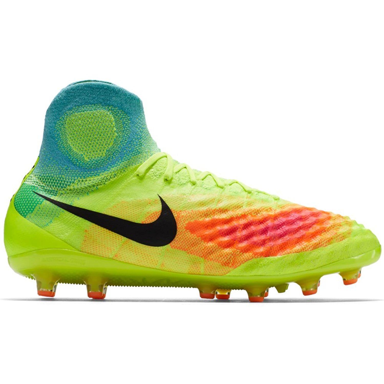 buy popular cdbf8 b3572 Get Quotations · Nike Mens Magista Obra II Artificial Grass Cleats