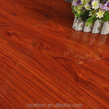 High Gloss Glitter Indoor Decorative Laminate Flooring
