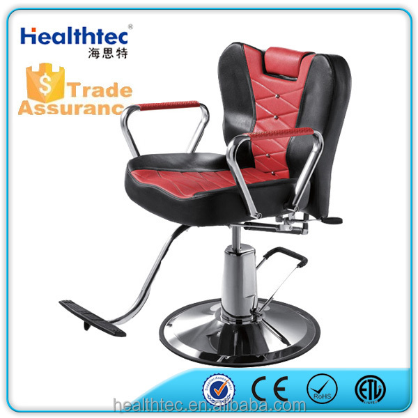 Modern Old Style Barber Chair Salon Furniture In Foshan