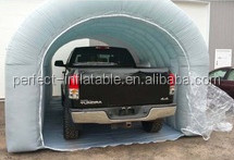 Hot sale outdoor car garage tents, inflatable garage tent