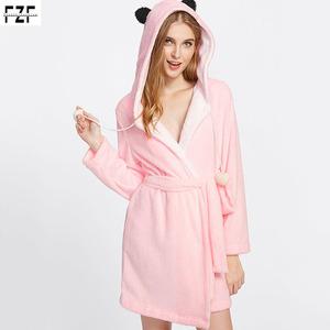 Fur Bathrobe e609c450e