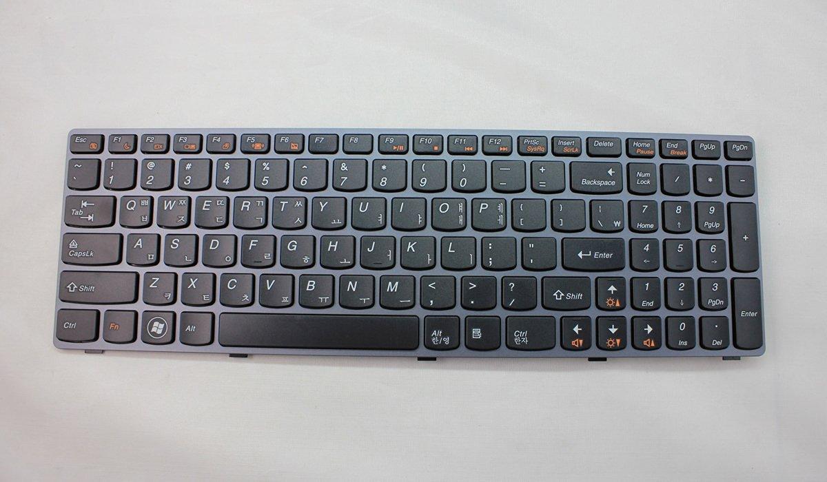 NEW for IBM Lenovo Z570 Z575 V570 B570 B575 B570 series laptop US Keyboard