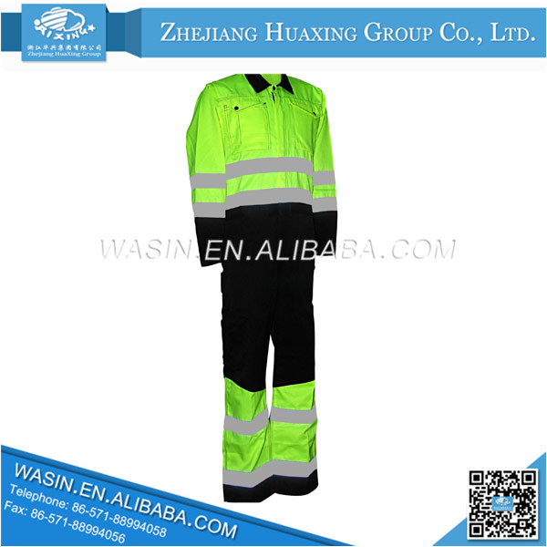2014 Top Selling Reflective Workwear Overall