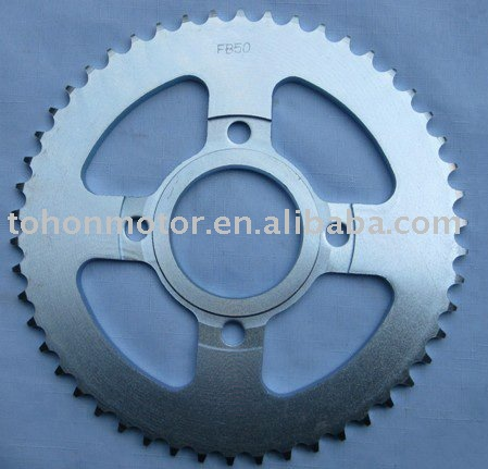 Motorcycle Sprocket Set, OEM Quality, 110cc,125cc,150cc,200cc,250cc