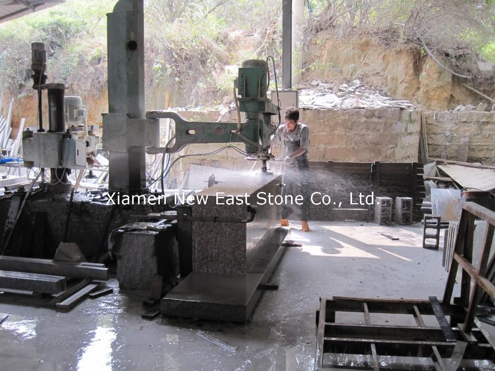 Laminate kitchen island white granite countertop width for Granite countertop width