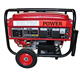 2000W Copper Wire Electric Start Homemade Ethanol Electrical Gasoline Generator Comax 220V