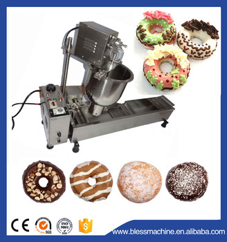 Good reputation at home and abroad user friendly design donut ball machine with Alibaba trade assurance