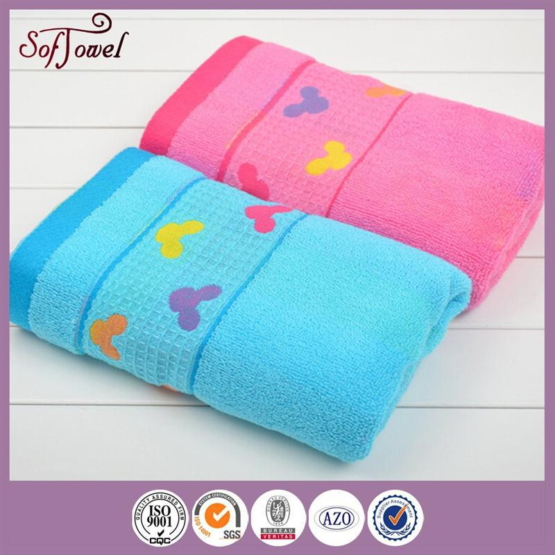 100% Cotton Embroider Cheap Kitchen Hand Towel Wholesale