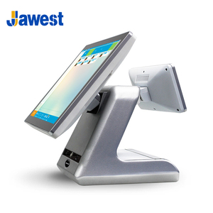 Cheap All in one Touch Screen Tablet POS Terminal/POS System/Cash Register Price with printer and cash drawer