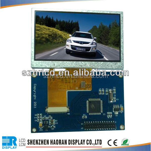 [Best Sale ] touch screen 4.3 inch tft lcd module