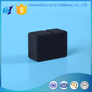 customized wooden based honeycombe activated carbon for odor adsorption