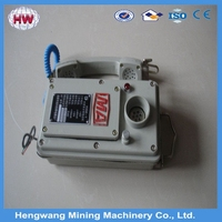 high quality HBZ(G)K-1 mine coal intrinsic safety explosion-proof telephone