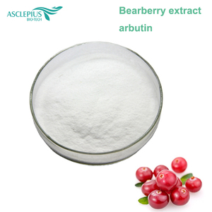 Manufacturer supply high quality cosmetic Raw Material 100% Pure Alpha-arbutin Alpha Arbutin Powder For Whiten Lightening Skin