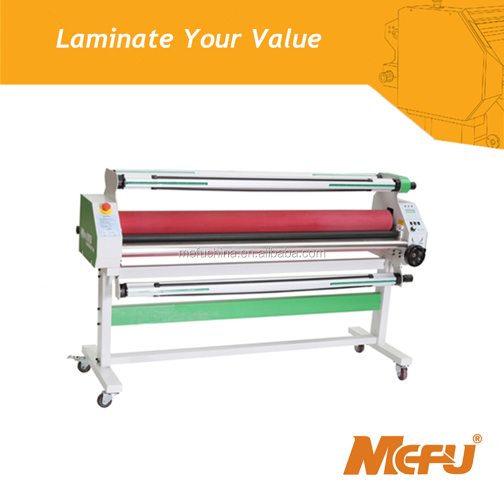 MEFU Paper Aluminum Foil Laminating Machine For Cold Film