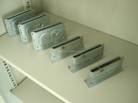 Cold room pu/polyurethane sandwich panel cam lock