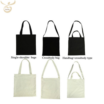 b90b460006 Women Blank Plain Cotton Canvas Tote Shoulder Sling Bag - Buy Cotton ...