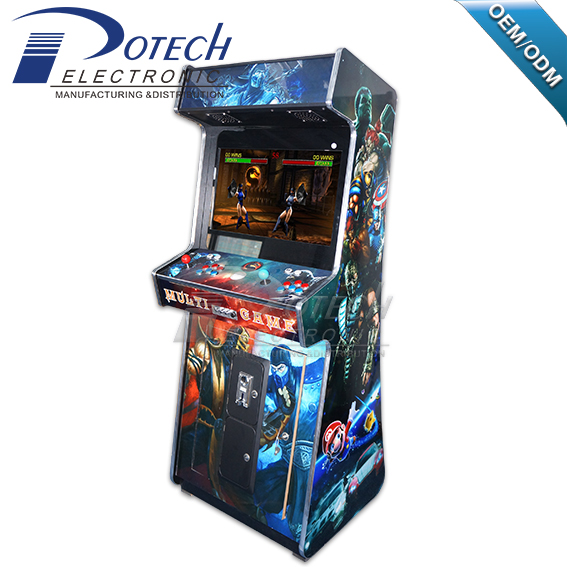 27 Inch Raspberry Pi 3 Mortal Kombat Upright Arcade Games Cabinet Video  Arcade Machine - Buy Upright Arcade,Arcade Games Machine,Raspberry Pi  Arcade