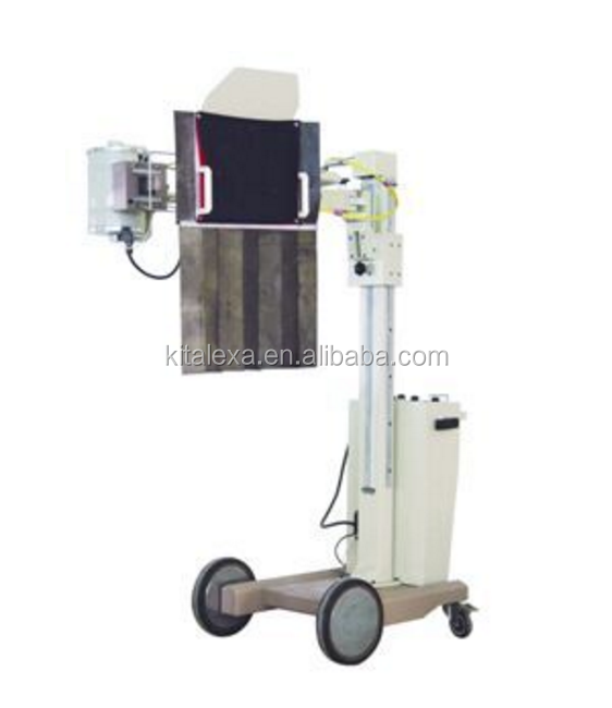 Mobile Radiography and Fluoroscopy Equipment, 300mA Medical Xray