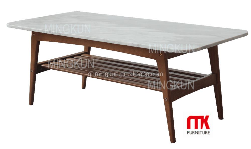 natural marble top american white oak leg dining table made in China. Natural Marble Top American White Oak Leg Dining Table Made In
