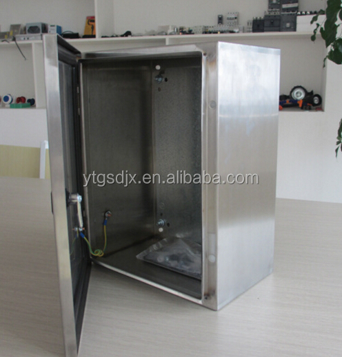 X12 stainless steel 304 waterproof electrical distribution box/telephone distribution box