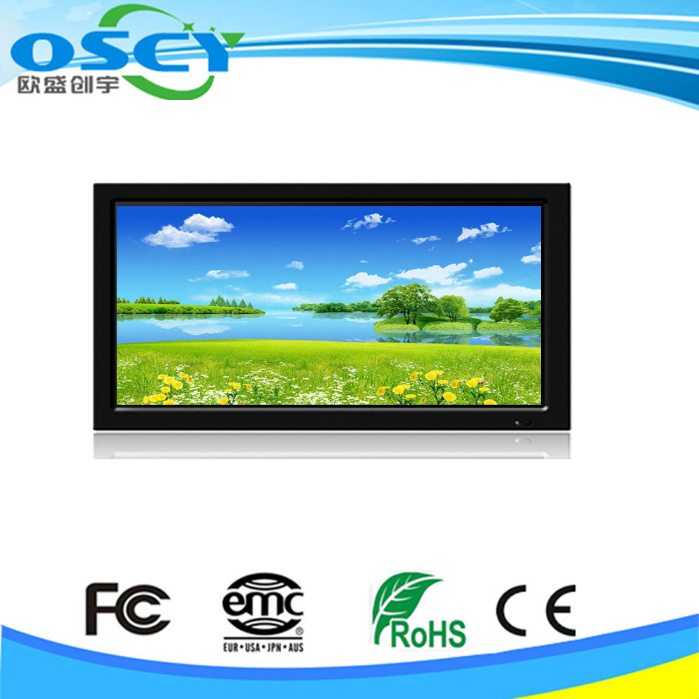 32 inch screen size open frame lcd monitor with high brightness