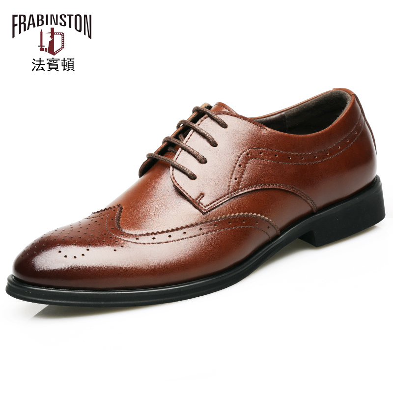 Italian Leather Shoes 2015 Summer New Fashion Bullock Men Leather Shoes Business Dress Leather Shoes
