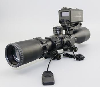 Metal Housing Shooting Device Iron Sight Range Finder 700m Max Rifle Mode  Hunting Air Rifle Scopes - Buy Air Rifle Scopes,Iron Sight Scopes,Hunting
