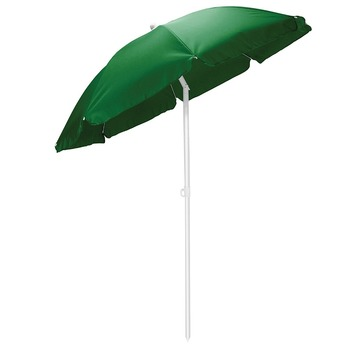 Best Green Collapsible Umbrella Stand Sun Beach For Wind