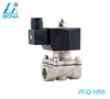 gas safety valve stainless steel solenoid valves