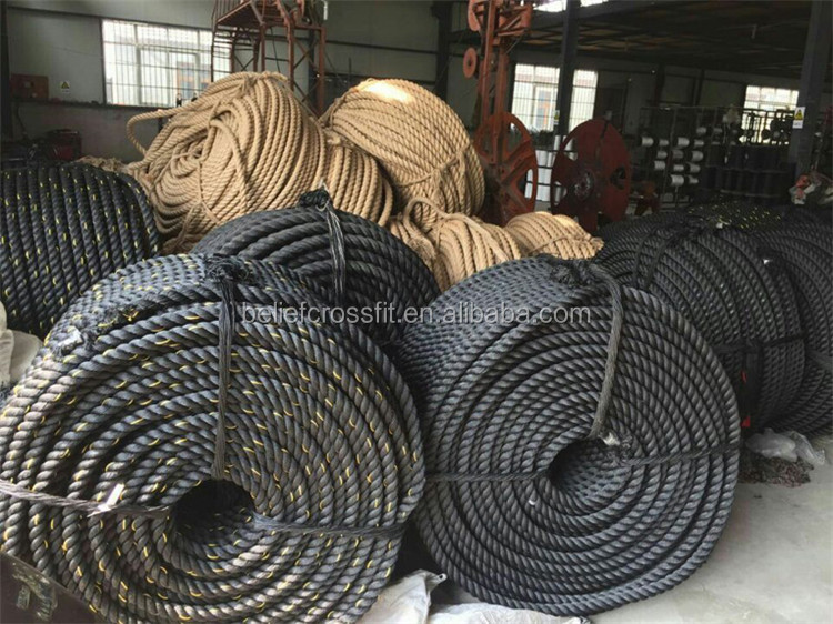 High quality and hot sale physical training rope